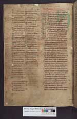 Lambert von Saint-Omer: Liber floridus, Nordfrankreich/Flandern, 12. Jh. (Cod. Guelf. 1 Gud. lat., 41v)