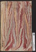 Cod. Guelf. 102.1 Extrav. — Journal der Reise Herzog Friedrich Franzens von Braunschweig von Berlin nach Kopenhagen 1753 — 18. Jh., Mitte