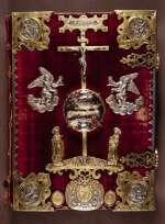 Cod. Guelf. 105 Noviss. 2° — Evangeliar Heinrichs d. Löwen — Benediktinerkloster Helmarshausen, ca. 1188
