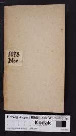 Cod. Guelf. 1078 Novi