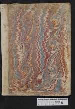 Cod. Guelf. 187 Gud. lat. — Luxorius: Epigrammata — 17. Jh.