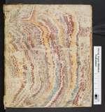 Cod. Guelf. 211.1 Extrav. — Herzogin Christine Luise von Braunschweig: Tagebuch. Fragment — 18. Jh., 1. Hälfte