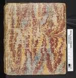 Cod. Guelf. 213c Blank. — Eigenhändige Aufzeichnungen Ludwig Rudolfs — Wolfenbüttel, 1687-88