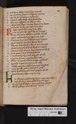 Sexti Propertii Elegiarum libri IV (Cod. Guelf. 224 Gud. lat., 56r)
