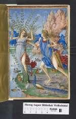 Italienische Sonette und Kanzonen (Cod. Guelf. 277.4 Extrav., 23r)