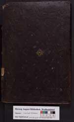 Cod. Guelf. 302 Helmst. — Cantica. Hymnarius Bursfeldensis. Officium defunctorum — Diözese Hildesheim, um 1500