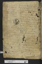 Ps.-Clemens I papa; Passiones et vitae sanctorum, Lamspringe, 12. Jh., 4. Viertel (Cod. Guelf. 475 Helmst., Iv)