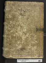 Cod. Guelf. 502 Helmst. — Graduale — Augustiner-Chorfrauenstift Marienberg bei Helmstedt und Clus, Benediktinnerkloster, 14. Jh., 1. Viertel, und um 1510