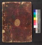 Cod. Guelf. 55 Helmst. — Carolus IV imperator: Bulla aurea — 14. Jh.