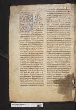 Cod. Guelf. 6 Weiss. — Augustinus: Psalmenkommentar Psalm 101-150 — Weissenburg (?), 11./12. Jh.