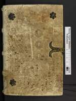 Cod. Guelf. 653 Helmst. — Theologische Sammelhandschrift — Benediktinerkloster Clus ? — 15. Jh., 1417 ?