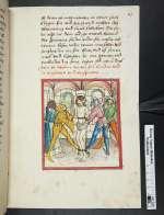Johannes von Zazenhausen: Passionshistorie (Cod. Guelf. 82.2 Aug. 2°, 47r)