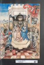 Ordnung des Schöffengerichts zu Bamberg für die Walpurgis-Messe (Cod. Guelf. 82.4 Aug. 2°, 80r)