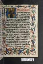 Calendarium. Martyrologium. Regula Benedicti (Cod. Guelf. 95 Helmst., 129r)
