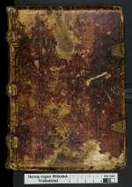 Cod. Guelf. 965 Helmst. — Theologische Sammelhandschrift (u.a. mit Marienklage) — Braunschweig?, 15. Jh.