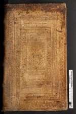 X 175 — Hausbuch des Gebhard Johann von Alvensleben 1614-1633 — 1. Hälfte 17. Jh.
