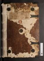 Theol. 2° 20 — Johannes de Erfordia - Varia adnotata — Franziskanerkloster Lüneburg, 14. Jh., 1. Hälfte