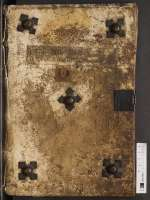 Theol. 2° 28 — Bertrandus de Turre — Franziskanerkloster Lüneburg, 15. Jh., 1. Hälfte