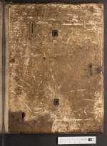 Theol. 2° 68 — Commentarius in librum sequentiarum - Commentarius in summulam Adami magistri - Franciscus de Mayronis et alii — Franziskanerkloster Lüneburg, 14. Jh., 2. Hälfte