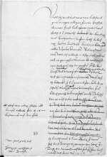 Reg. O 359, fol. 10r — Kurfürst Friedrich III. von Sachsen an Rektor Pfalzgraf Wolfgang bei Rhein (1515, 13. Juni) — , 13.6.1515