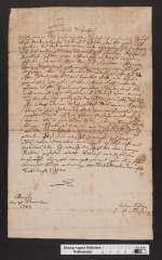 Lessingiana 37 — Gotthold Emphraim Lessing: Brief an die Schwester Dorothea — 1743