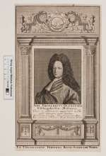 Bildnis Johann Friedrich Gleditsch d. �.,  (Quelle: Digitaler Portraitindex)
