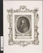 Bildnis Jean-Baptiste Lully (eig. Giovanni Battista Lulli), Michel Odieuvre -  (Quelle: Digitaler Portraitindex)