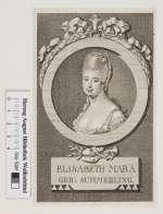 Bildnis Gertrud Elisabeth Mara, geb. Schmehling, Kr ger, Johann Conrad -  (Quelle: Digitaler Portraitindex)