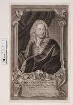 Bildnis Johann Mattheson, Haid, Johann Jakob -  (Quelle: Digitaler Portraitindex)