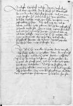 Reg. N 624, fol. 2r-v — Andreas Karlstadt an Kurfürst Friedrich III. von Sachsen — [Wittenberg oder Torgau], [1516, vor 5. Juni]