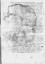 Reg. O 209, fol. 64r-65v — Andreas Karlstadt an Degenhard Pfeffinger — Wittenberg, 23.8.1516