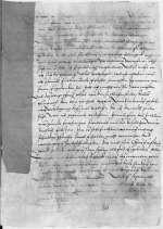 Reg. O 209, fol. 50r-v — Brief Andreas Karlstadts an das Wittenberger Allerheiligenstift — [Wittenberg], 16.3.1517