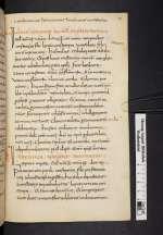 Liber pontificalis, Weißenburg, 9. Jh., 1. Hälfte (Cod. Guelf. 10.11 Aug. 4°, 21r)