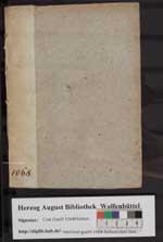 Cod. Guelf. 1068 Helmst.