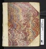 Cod. Guelf. 214 Blank. — Eigenhändige Exzerpte Ludwig Rudolfs — Wolfenbüttel, 1687