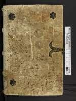 Cod. Guelf. 653 Helmst. — Theologische Sammelhandschrift — Clus, Benediktinnerkloster ?, 15. Jh., 1417 ?
