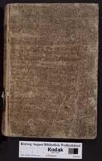 Cod. Guelf. 678 Helmst. — Theologische Sammelhandschrift — 15. Jh.