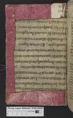Sermo; Epistola de vitanda missa; Bruno Signiensis; Quaestio de sacramentis haereticorum; etc., Lamspringe, 12. Jh., Ende (Cod. Guelf. 718 Helmst., VS)