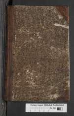 Cod. Guelf. 723 Helmst. — Commentarius in Pentateuchum — 12. Jh.