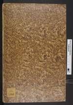 BA I, 642 — Alphabet. Katalog der Bibliothek der Herzogin Philippine Charlotte — Mitte/2. Hälfte 18. Jh.