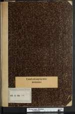 VII B Hs 68 — Copiale privilegiorum de bonis monasterii sancti Liudgeri prope Helmstede — Helmstedt, St. Ludgeri, 1481