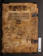 Theol. 2° 67 — Sermones de tempore — Franziskanerkloster Lünehurg, 15. Jh., 2. Hälfte