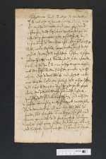 V S 447f — Christian II. <Anhalt-Bernburg, Fürst>: Brief an Fürst Ludwig von Anhalt-Köthen — 12.04.1628