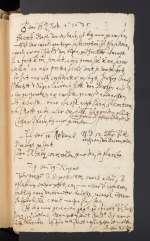 Z 18 A 9b Nr. 14 XIV — Tagebuch des Fürsten Christian II. von Anhalt-Bernburg (17.11.1635—30.07.1638) — 17.11.1635—30.07.1638