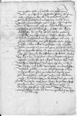 Reg. O 359, fol. 3r-v — Beilage: Kapitel des Allerheiligenstifts an Kurfürst Friedrich — Wittenberg — zwischen 13. November 1515 und 16. Januar 1516