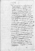 Reg. O 359, fol. 14r-v — Kurfürst Friedrich III. von Sachsen an Andreas Karlstadt — Torgau — 23.2.1516