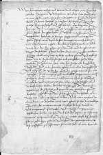 Reg. O 209, fol. 69r-70v — Andreas Karlstadt an das Kapitel des Wittenberger Allerheiligenstifts — [Wittenberg] — 19.4.1517
